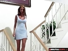 ###Clips  Stretching her beaver to its absolute restrict
