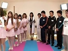 cachonda japonesa puta jun mamiya, juria tachibana, aika en la exótica handjobs jav clip