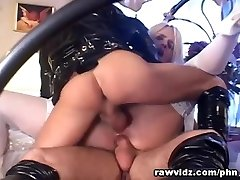 Newly Wed Bride Gets Dominated Nasty Dp Nail