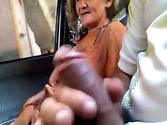 cock sucking grandma
