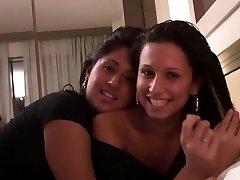 PUTA LOCURA Dois espanhóis NÃO irmãs fodida por Torbe