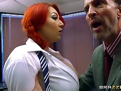 Brazzers - Harmony Reigns - Meaty Tits At School