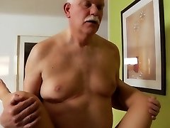 My Mind-blowing Step Sista Fucked Old Grandpa
