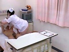 Hottest Asian slut Himari Seto, Mio Kuraki, Ai Uehara in Hottest Cuni, Nurse JAV clip