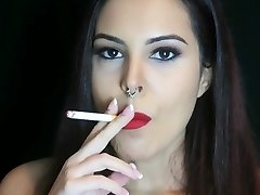Saucy Maria Smoking Compilation