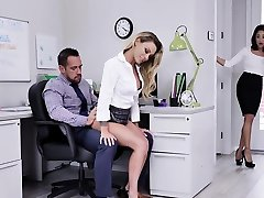 Isabelle Deltore, Isabella Ultra-cute In Intra Office Sex Hookup