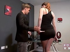 PURE Hard-core FILMS Audition an Hungarian Model