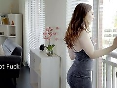 Voluptuous babe Ember Stone is making enjoy with her insatiable bf