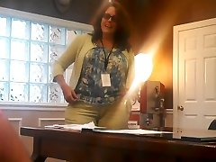 Dt in Office Real Hidden Camera sc.1