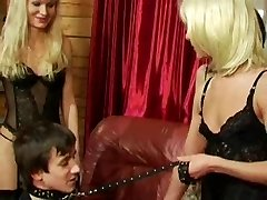 three mistress and two marionettes feminization