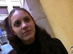 PUTA LOCURA Carolina Abril pirmo reizi