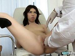 Doc fucks her patient