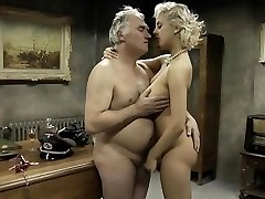 Elderly army man takes prisoners wives