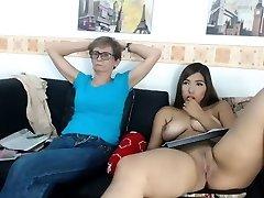 webcam masturbación súper caliente y tetona