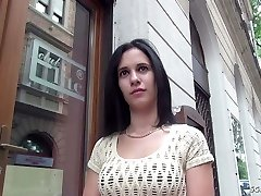 GERMAN SCOUT - 18yr OLD SMALL TEEN SEDUCE TO Drill AT Audition