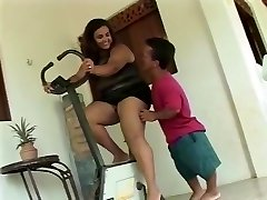 Bbw Mature get Screwed by Horny Short Guy
