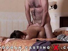 julia fleshy casting woodman