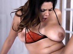 Incredible Creampie porno clip