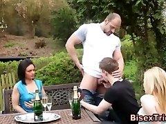 Ambisexual foursome