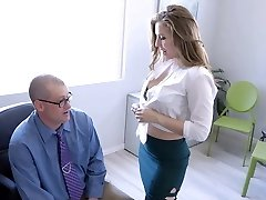 TeamSkeet - Huge-titted Beauty Lena Paul Gets Fucked By Her Office