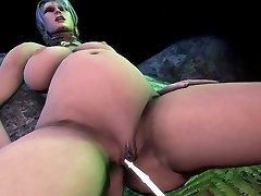 3D Fuckfest XXX