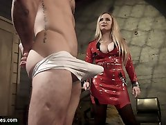 Aiden Starr & Sergeant Miles in Aiden Starr Dominates Killer Military Rigid Ass - DivineBitches