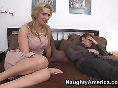 Tanya Tate & Danny Wylde in My Friends Super-hot Mommy