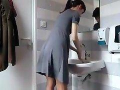 Lo Que Hacen Las Mujeres En El Baño De Compilación 3