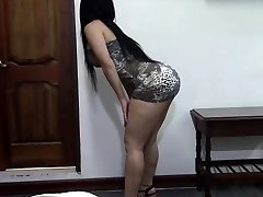 Big Booty Thick Ass Latina Unexperienced by MysteriaCD