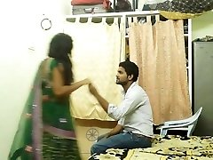 Desi Wife With Lover at Home Hot Pounding Mms