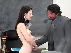 InnocentHigh - Hot Woman Fucked In Chemistry Lab by Schoolteacher