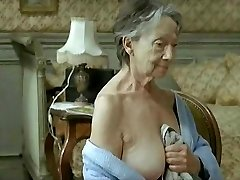 ILoveGrannY Crazy Naked and Down on All Fours