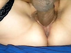 Wife crammed by friends