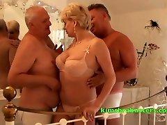 John pops next to poke his neighbours wifey