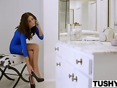 TUSHY First Buttfuck For Hot Wife Whitney Westgate