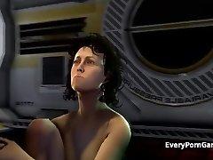 Alien Resurrection Pornography Game