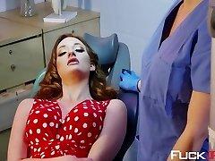 Zara Durose In Gag Reflex