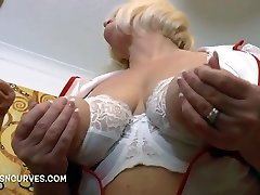 Kinky mature Brit Nurses
