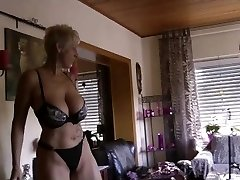 German Mom Loves to Screw With Young Boymilf