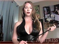Mistress Dominatrix Point Of View - Dirty talking JOI