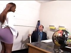 Ebony Teen Gets Out of Punishment