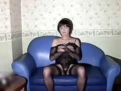 Sissy boy pleases his master