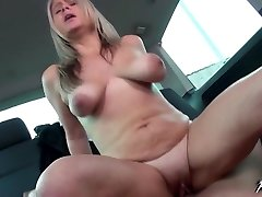 Zaira Conner Gets Wild During Super-fucking-hot Car Fuck-a-thon