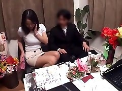 Crazy Japanese girl Yuuna Hoshisaki in Best Massage JAV sequence