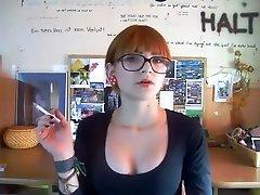 Exotic homemade Solo Female, Smoking xxx tweak