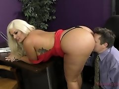 The Queen of Ass Takes A New Slave - Julie Money