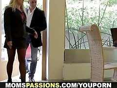 Moms Passions - Sealing the deal with fucky-fucky