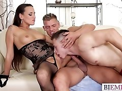 Hotwife shares her bi cheating with her bull
