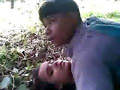 Desi Bangla cutie Jungle Group Sex