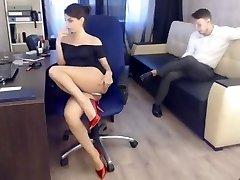 Hot cam video